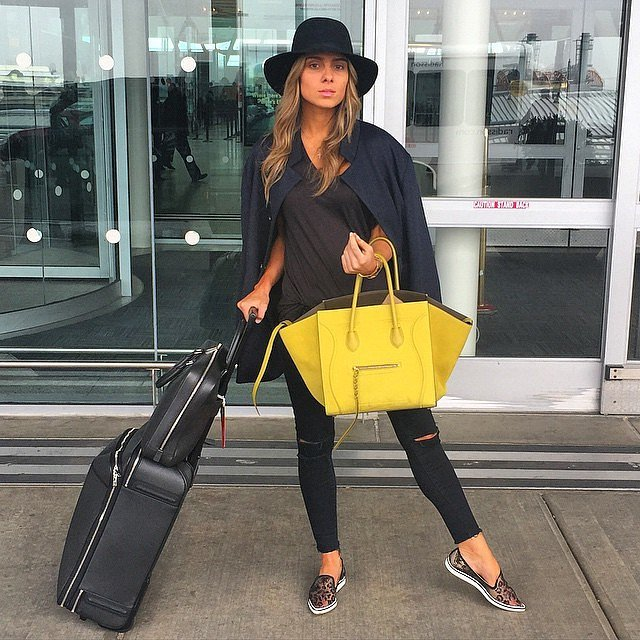 Real Girl Travel Outfit Ideas | POPSUGAR Fashion Australia