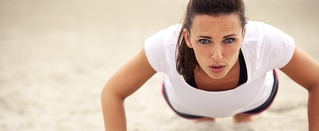 The 20-Minute Beach Workout You'll Want to Do Over and Over Again