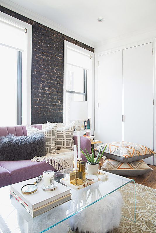 lo bosworth new york apartment tour photos popsugar home
