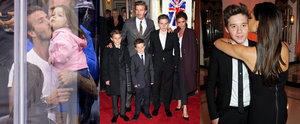 37 Beckham Family Moments That Are Just OK and Won't Make You Envy Them at All