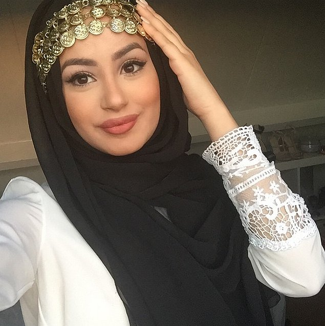 Beautiful Middle Eastern Women With Hijab | Www.imgkid.com ...