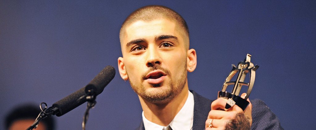 Zayn Malik Is the Latest Hollywood Hunk to Go Blond