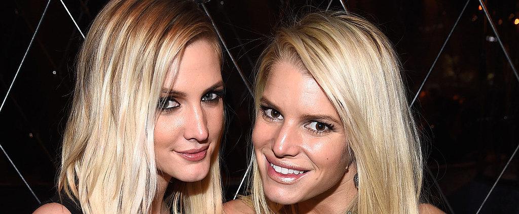 Peek Inside Jessica Simpson's Gorgeous Baby Shower For Sister Ashlee