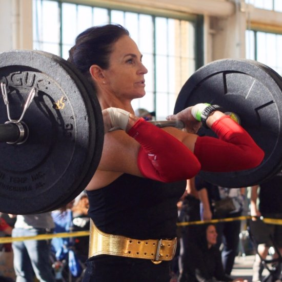 60-Year-Old CrossFit Competitor