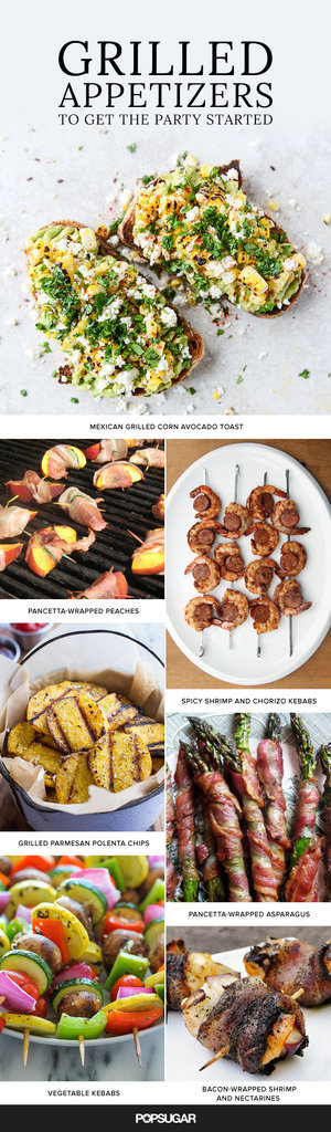 Grill It Like It's Hot: 16 Appetizers to Kick Off the Fourth of July