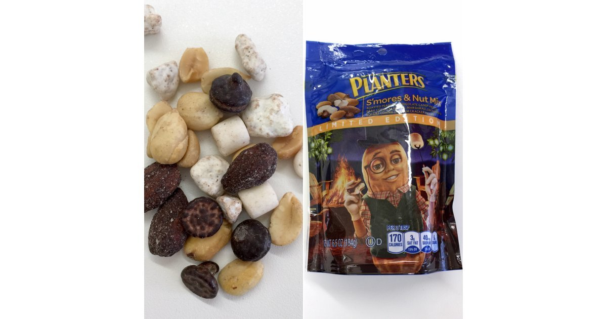 Planters S Mores And Nut Mix S Mores Ice Cream Goldfish