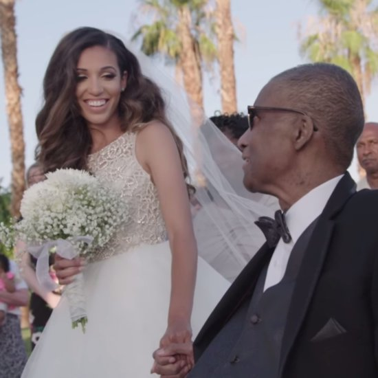 This Father's Surprise For His Daughter's Big Day Has Us in Tears