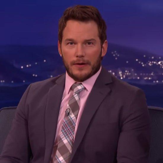 Chris Pratt Facial Expressions