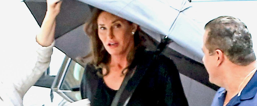 Caitlyn Jenner Makes Her First Public Outing at LA's LGBT Youth Center