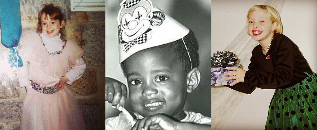 The Ultimate Celebrity Throwback Gallery