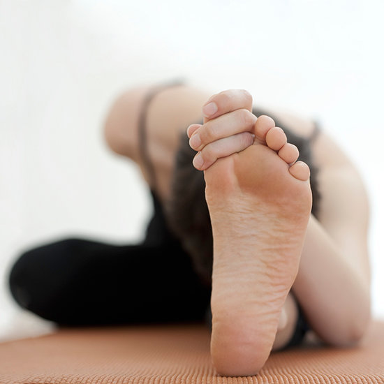 Not Stretching Your Feet Post-Workout? You Should Be