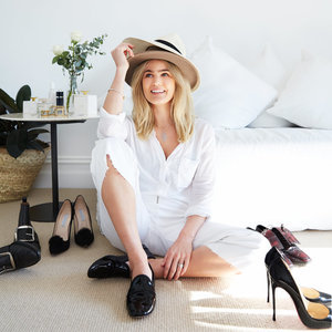 How Style Blogger Brooke Testoni Organises Her Accessories