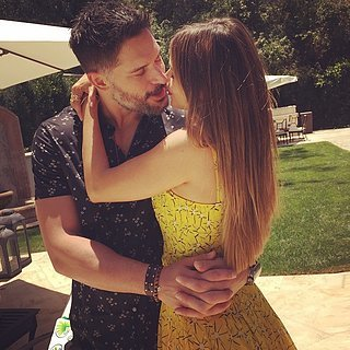 Sofia Vergara and Joe Manganiello's First Dating Anniversary