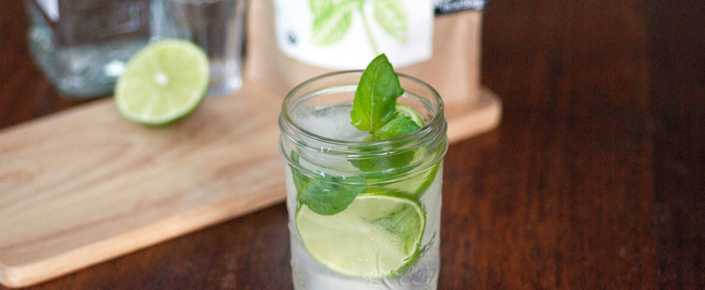 Gin and Basil Mix Into Your New Summer Cocktail