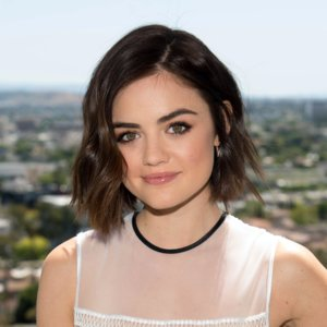 Pictures of Lucy Hale Hair and Beauty
