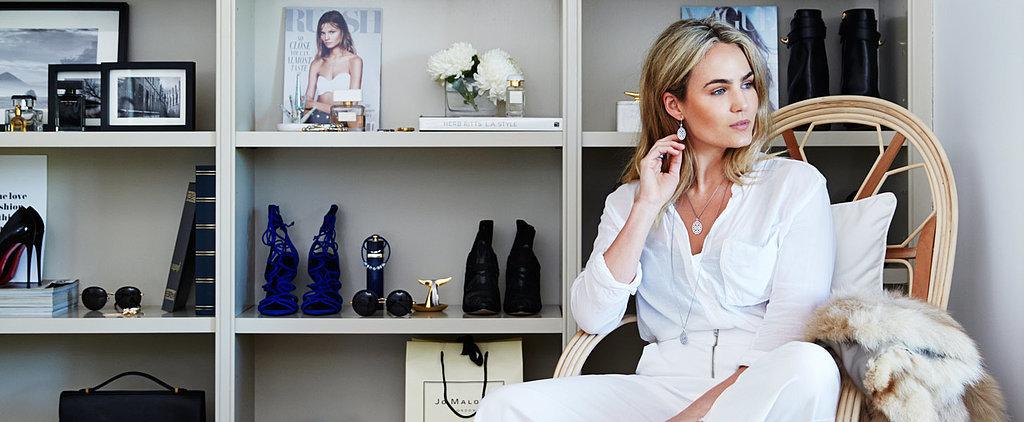 Inside Her Wardrobe: Brooke Testoni