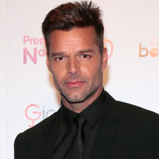 Ricky Martin Letter to His Kids