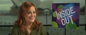 "Amy Poehler's Character Joy ""Feels All of the Feelings"" in Inside Out"
