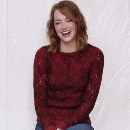 Emma Stone's Q&A Video With WSJ June 2015