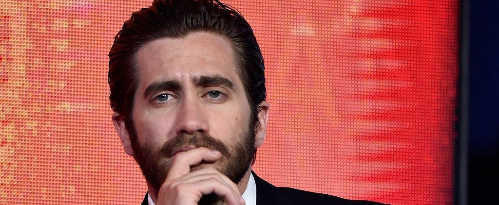 Who Did Jake Gyllenhaal Take on a Flirty Lunch Date in London?