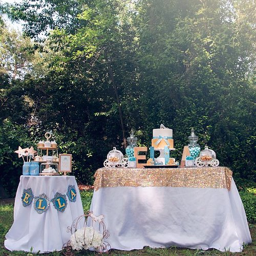 Magical Cinderella Birthday Party