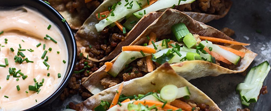 Give Tacos an Asian Spin
