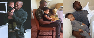 Proof That Kim and Kanye's Son Will Have That Signature Yeezy Style