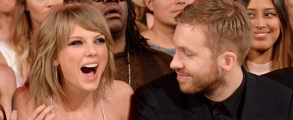 Calvin Harris Gives Taylor Swift a Sweet Shout-Out on Social Media