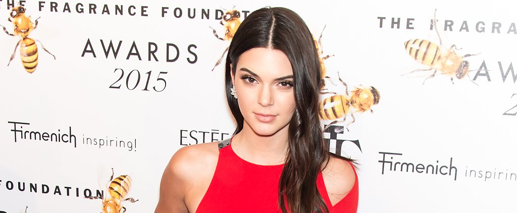 Can We Even Call Kendall Jenner's Tattoo a Tattoo?