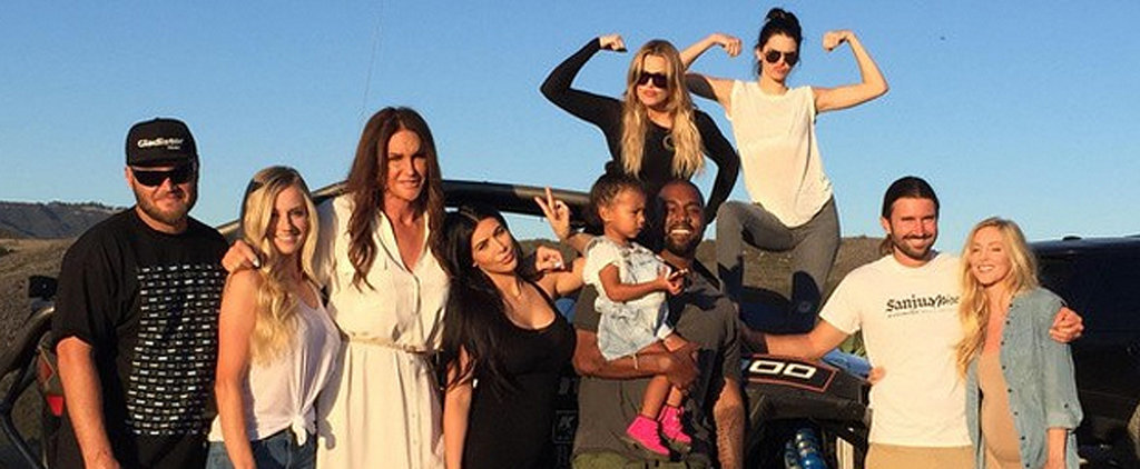 See How Caitlyn Jenner Celebrated Father's Day!