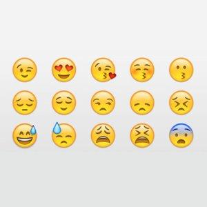 Redhead Emoji Keyboard