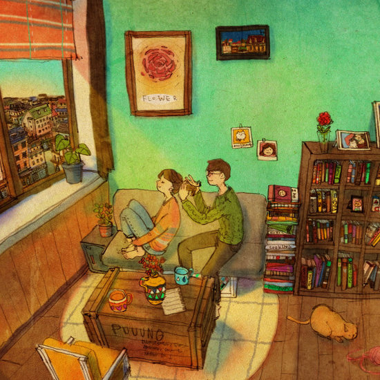 This Korean Artist Shows How Easy and Wonderful Love Can Be