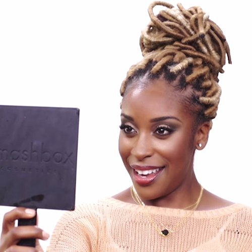 1 Woman Tries On Beauty Trends From 6 Different Countries
