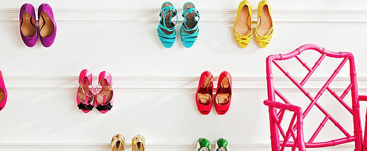 10 Smart Storage Hacks For Shoe-Lovers