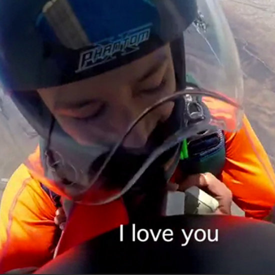 You Will Not Believe What This Girl's Boyfriend Did While She Was Skydiving