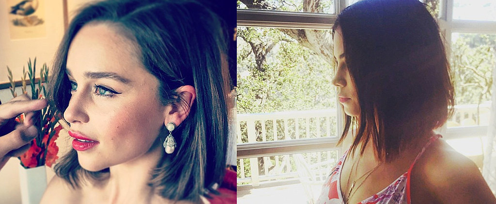 37 Celebrities Who Have the Hottest Haircuts on Instagram