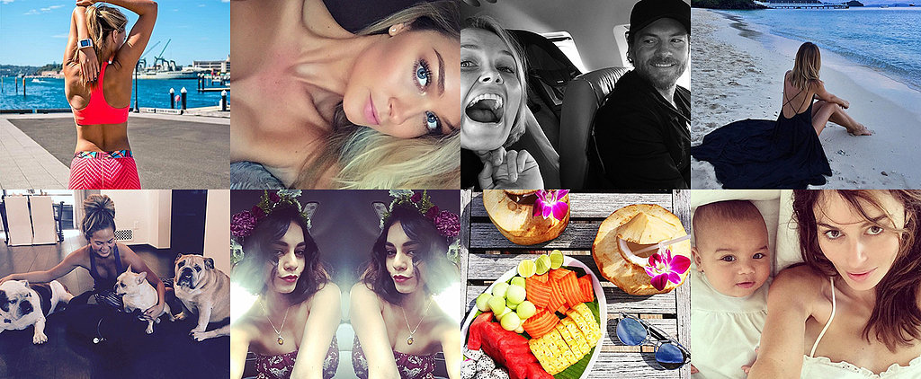 Sexy Celebrity Instagram Posts You Don't Want to Miss