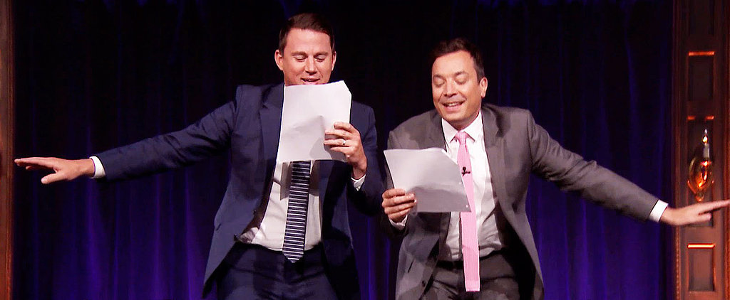 """Things Get Silly When Channing Tatum Performs the """"Kid Theatre"""" Version of Magic Mike"""