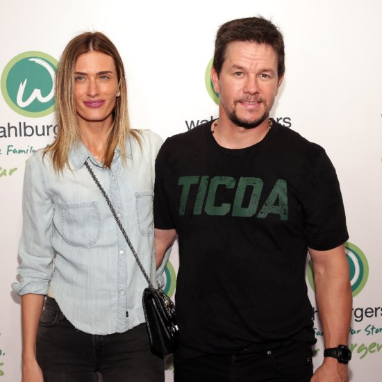 Mark Wahlberg and Wife Rhea Durham in Coney Island