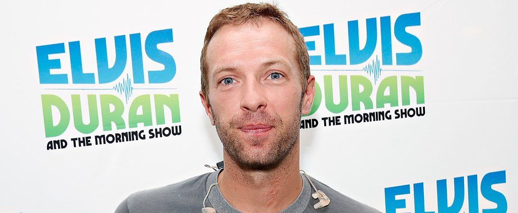 Chris Martin and Kylie Minogue Look Really Happy Together