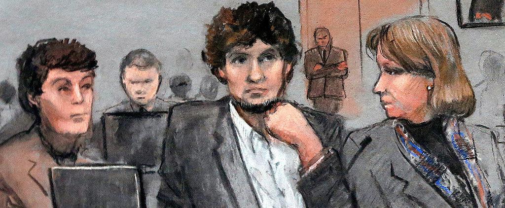 Boston Marathon Bomber Dzhokhar Tsarnaev Apologizes to Victims