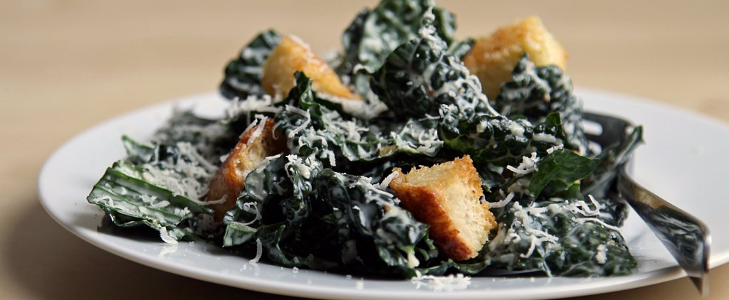 5 Actually-Exciting Kale Salad Recipes