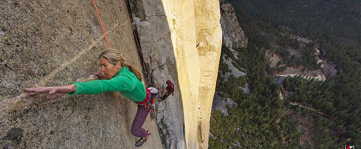 Whoa! You Can Climb Yosemite's El Capitan With Google Maps