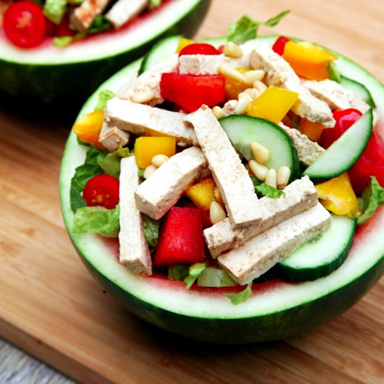 Refresh Your Lunch Routine With the Cutest Summer Salad