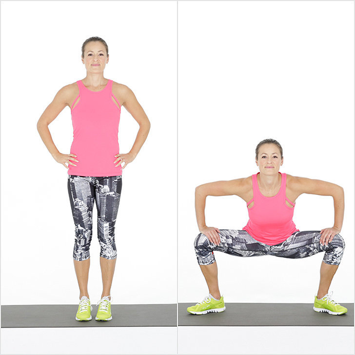 Gate swing the at home workout that works your entire
