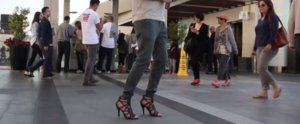 This Is What Happens When a Man Spends 1 Entire Day in Stilettos