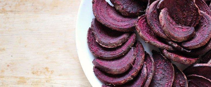 Bake Up Paleo Beet Fries