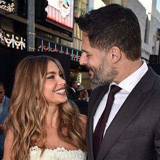 Sofia Vergara and Joe Manganiello at Magic Mike XXL Premiere