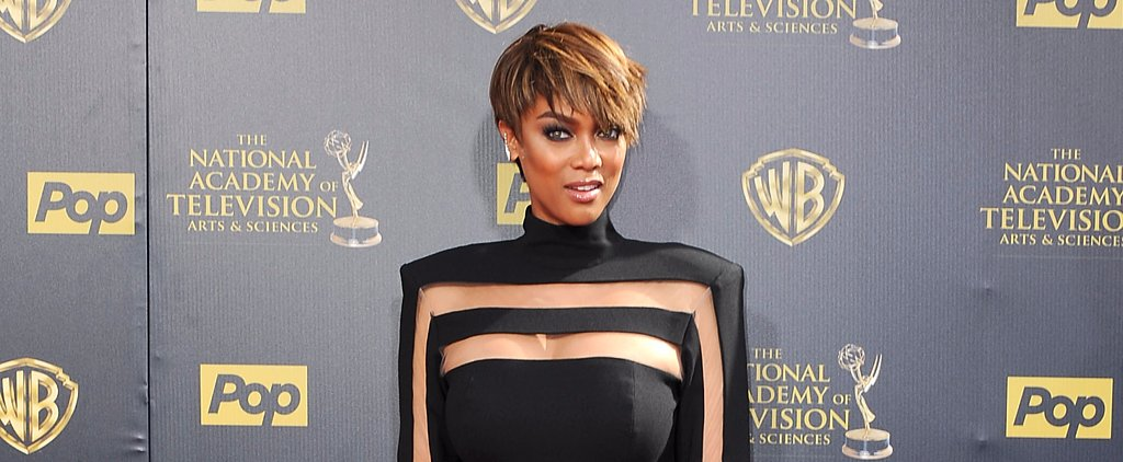 Tyra Banks Goes on a Rant About Young Models Today