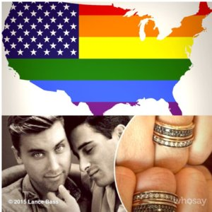Gay and Lesbian Celebrity Twitter Reactions to Gay Marriage